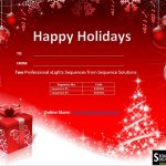 Single Sequence Gift Certificate