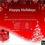 4 Sequence Gift Certificate